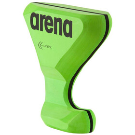 arena Swim Keel, black/acid lime